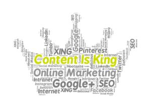 Content Marketing: Content is King