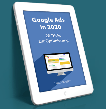 Cover Google Ads in 2020