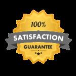 Zertifikat: 100% Zufriedenheit