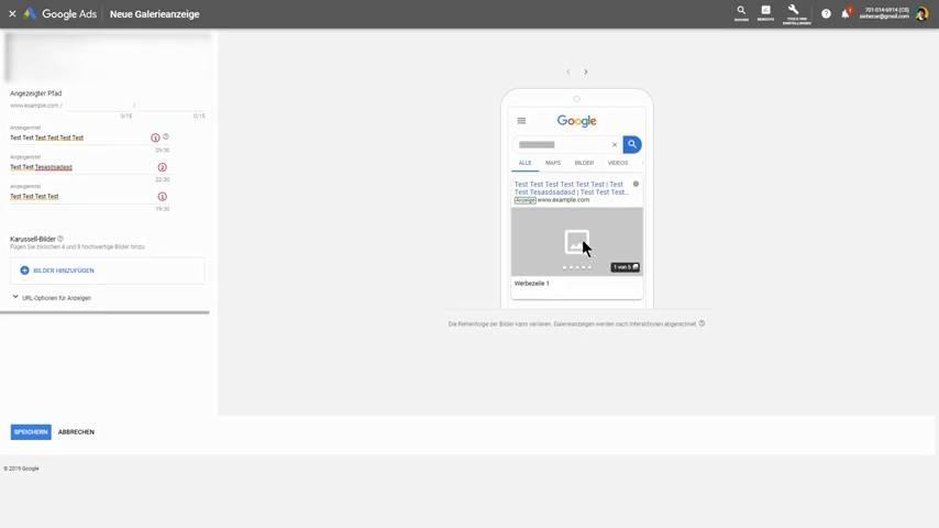 Google Ads Anzeigen Schreiben Carlo Siebert