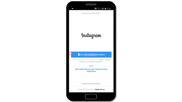 Facebook konto email adresse ändern